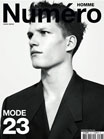 COVERS - NUMERO HOMME 23